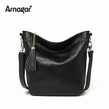2016 ladies genuine leather bags women messenger bags fashion shoulder crossbody bags luxury handbags women bags designer(Hong Kong)
