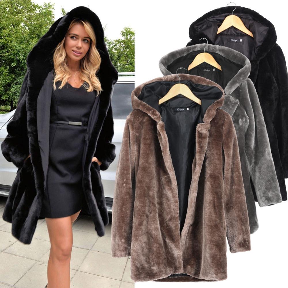 veste brune fausse fourrure achetez des lots petit prix veste brune fausse fourrure en. Black Bedroom Furniture Sets. Home Design Ideas