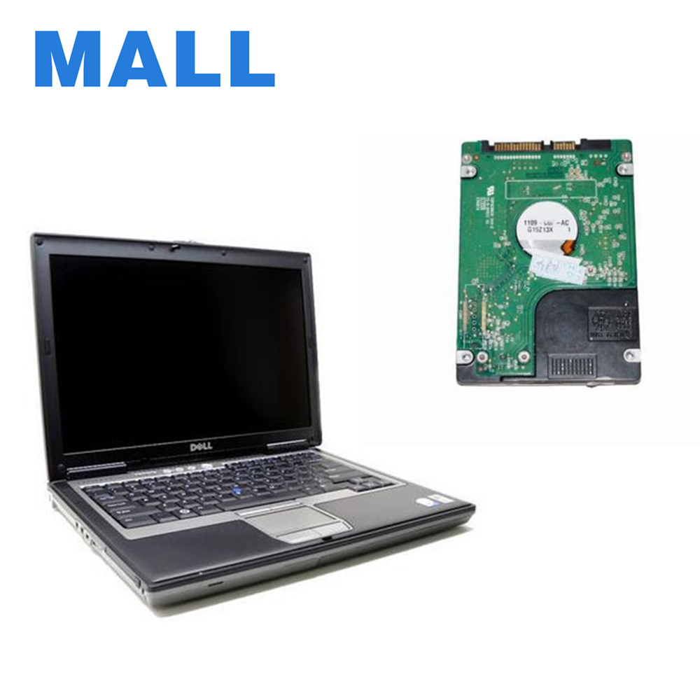 2016.05 newly version MB Star C3 Software HDD for mercedes For benz diagnosis multiplexer with LAPTOP D630(China (Mainland))