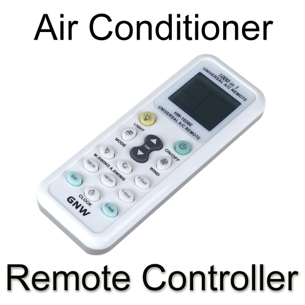 High quality 2015 NEW Universal LCD Screen A/C Remote Controller for Air Conditioner 1028E(China (Mainland))