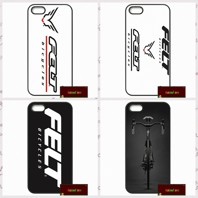 Felt bicycles Bike Logo Phone Cases Cover For iPhone 4 4S 5 5S 5C SE 6 6S 7 Plus 4.7 5.5 AM1094(China (Mainland))