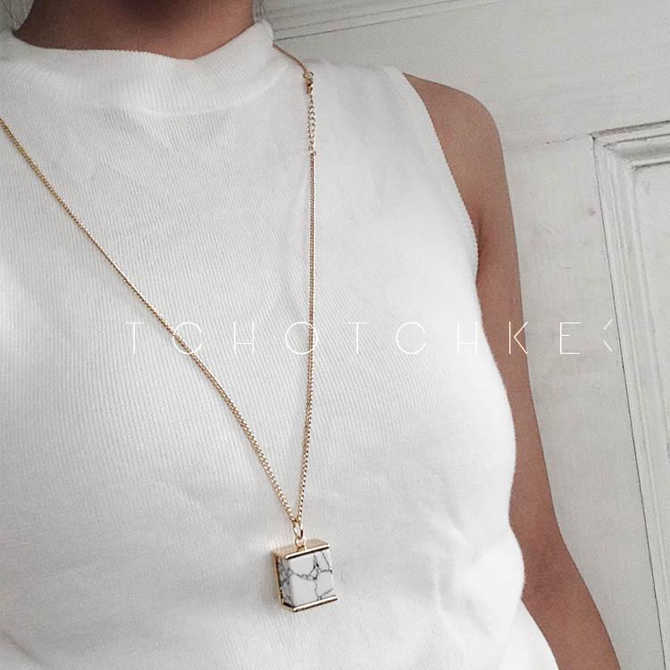 Timeless Wonder Chic Stone Pendant Necklace BIJOUX Costume Halskette collier collana hot sales party cheap hip hop rock 9059(China (Mainland))