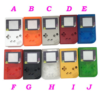 White Grey Clear For Pikachu Limited Edition Housing Shell for Nintendo Original 1989 Gameboy DMG Repair Housing Case Cover