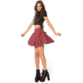 2016 New Six kinds of styles Fitness tennis skirts European American hot sweet palace College Wind