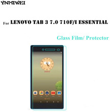 Buy Tab3 7.0 710F Glass Flims Lenovo tab 3 7.0 710 710i essential Tempered Glass Screen Protector 0.3mm High Clear Anti Scract for $3.60 in AliExpress store