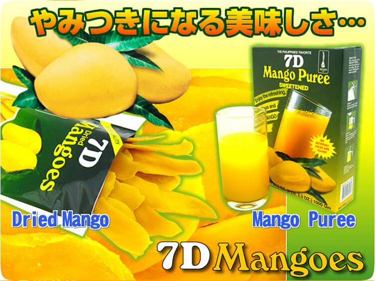 Topsales Dried Mangos Dried Fruit Snacks 100g from CEBU Mango Green Fruit