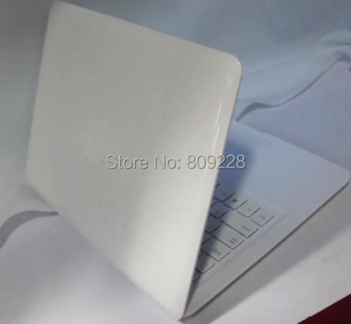 Free shipping cheap 13.3 inch Ultrabook Laptop slim mini Notebook computer Windows 7 Intel atom D2500 4GB DDR3 RAM 500GB HDD(China (Mainland))