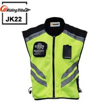 2016 Hot-sell  motorcycle motorbike bike racing high visible reflective warning cloth vest,  JK22 Reflective Safety Clothing(China (Mainland))