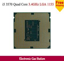 Buy Original Processor i5 3570 Quad Core 3.4GHz LGA 1155 TDP 77W 6MB Cache HD Graphic 22nm Desktop CPU for $139.00 in AliExpress store