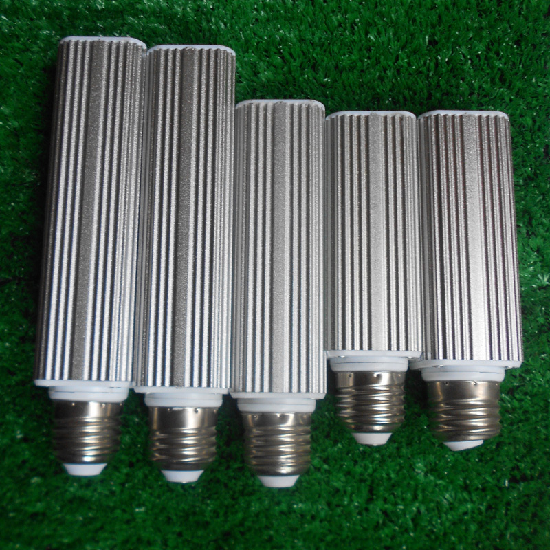 E27 led plug light 5W 7W 9W 11W 12W 13W Blanco Calido Lampara Bombillas PL LED SMD2835 LED Light 24LED 500LM 110V/220V 85-265V(China (Mainland))