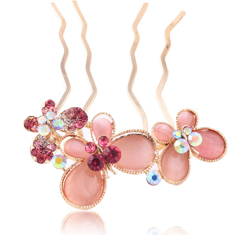 Wholesale Rhinestone Hair Ornaments 105