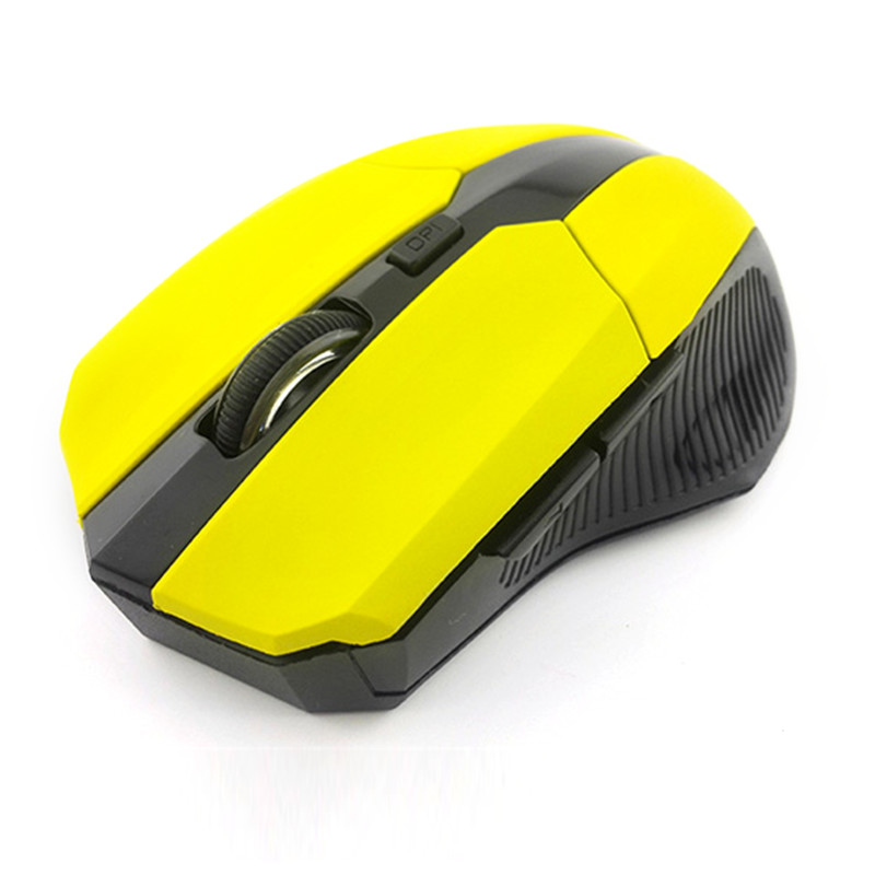 Optical Mouse Wireless USB USB Gaming Mouse Mini Mouse Computer 4 Color Portable 2.4Ghz(China (Mainland))