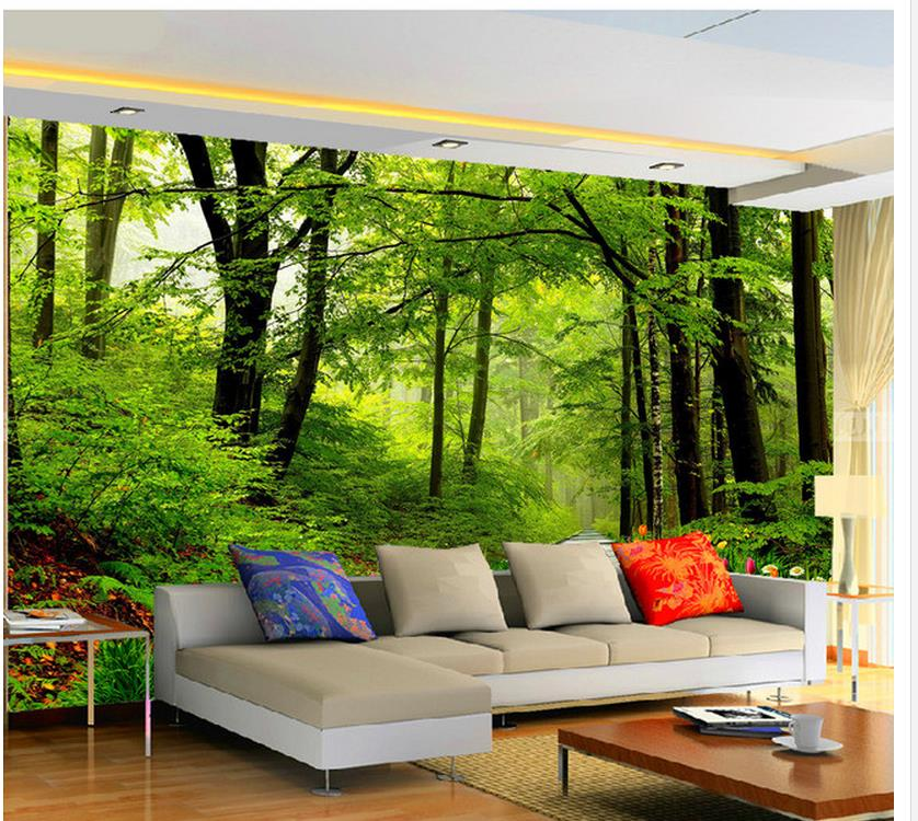 Popular wall murals nature buy cheap wall murals nature for Poster mural pas cher