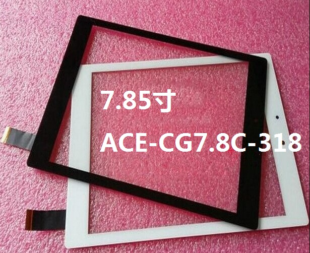 ACE-CG7.8C-318 XY FPDC-0304A ACE-CG7.8C-318-FPC 7.85inch PMT7077_3G PMP7079D 3G tablet PC touch screen panel glass digitizer<br><br>Aliexpress