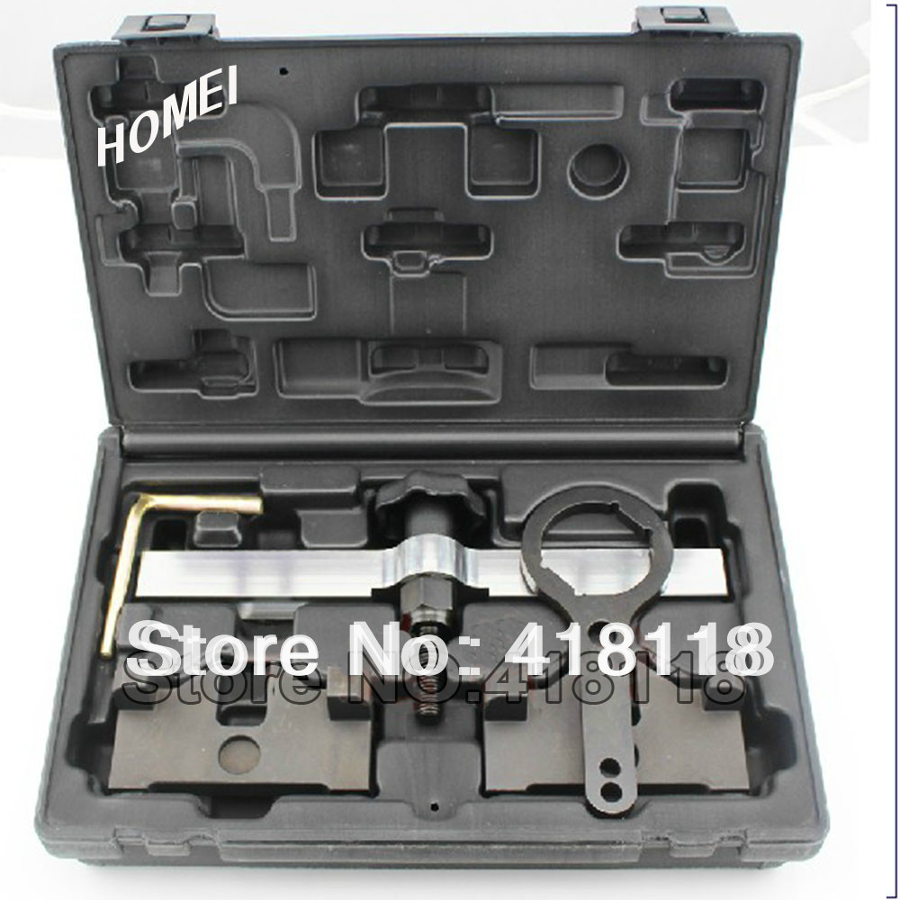 Auto Tools Engine Timing Tool Kit For BMW N74 / N63 Timing Belt Tool(China (Mainland))