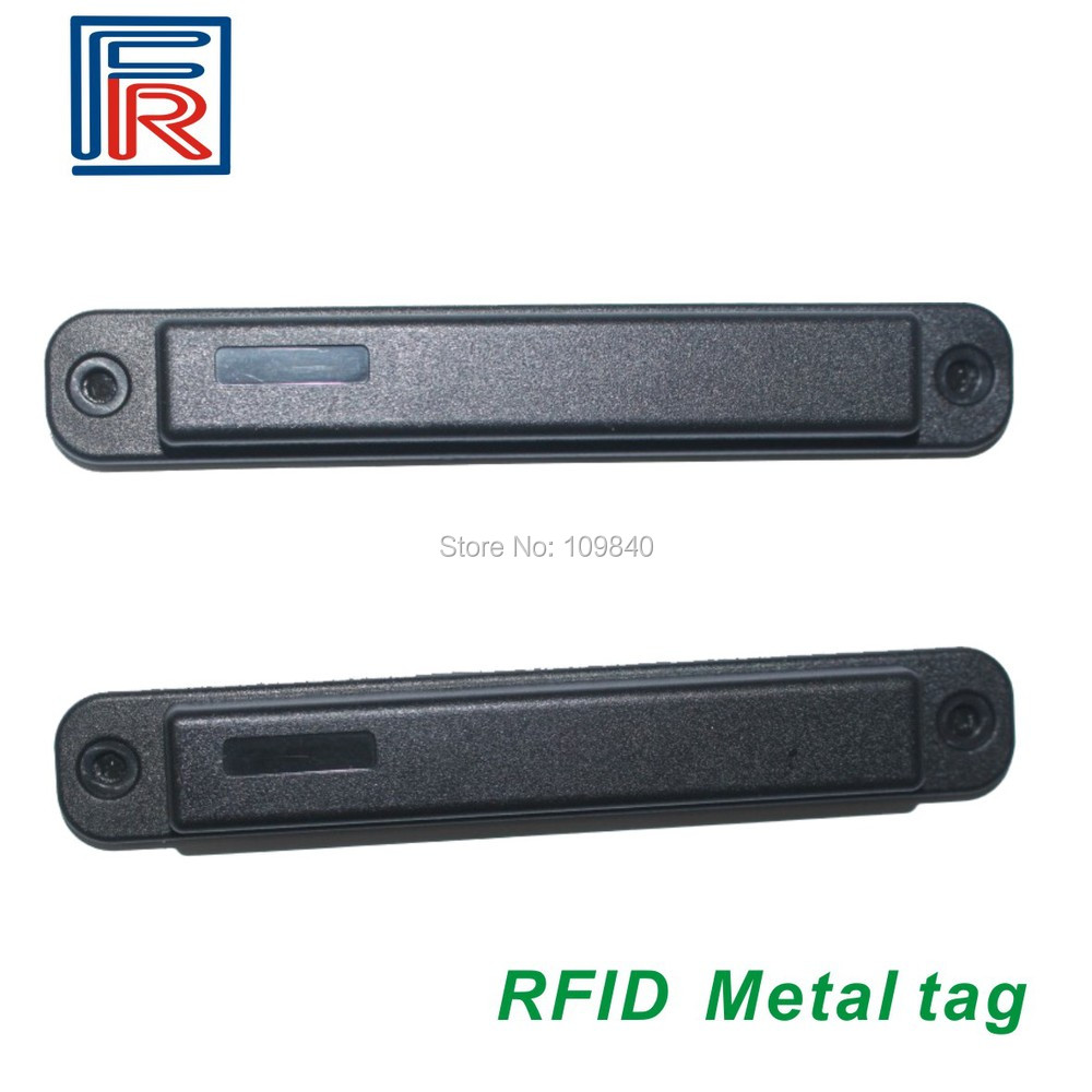 100pcs Anti-metal UHF RFID Tags with H3 chip Metallic RFID Lables for RFID Management Free shipping(China (Mainland))