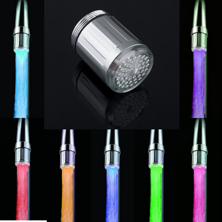 led water faucet - 28 images - led water faucet light 7 colors ...