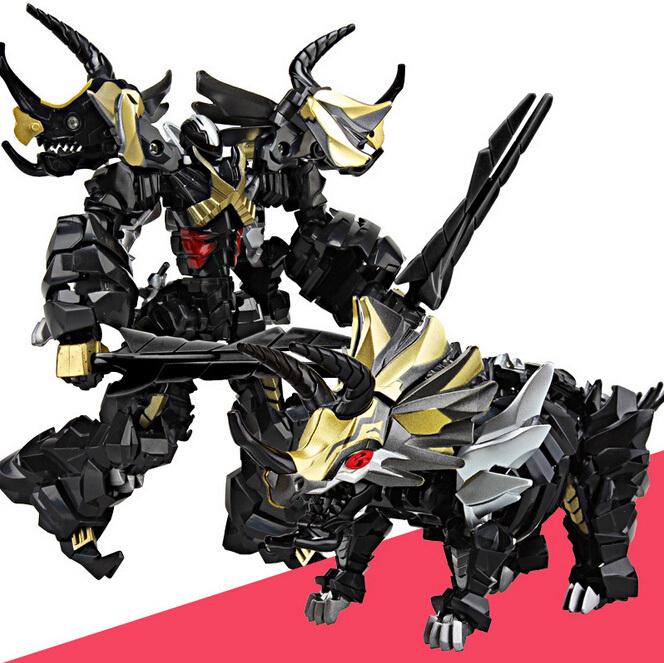 Dark 34cm Slugslinger Genuine Dinosaur Action figure anime transformation toy machine model deformation robot transform child(China (Mainland))