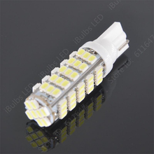 Buy 10Pcs Super Bright T10 W5W 194 68 SMD LED Car 1206 3020 Clearance Lights Side Wedge Lamp Marker Bulb License Plate Light DC12V for $8.48 in AliExpress store
