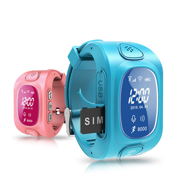 Children Smart Watch Y3 2016 New Arrial GPS/GSM/Wifi Tracker Watch for Kids with SOS Support GSM phone Android&IOS Anti Lost(China (Mainland))