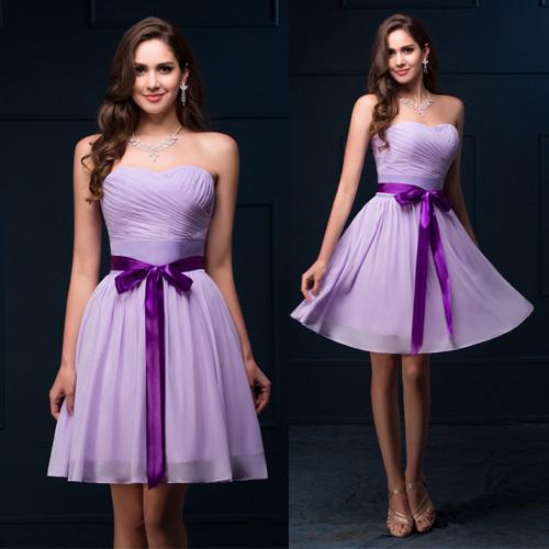 Платье для подружки невесты Grace Karin 8911