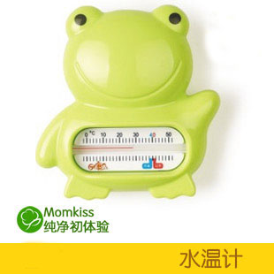 Rikang newborn supplies mamicare baby thermometer baby bathtub water temperature card(China (Mainland))