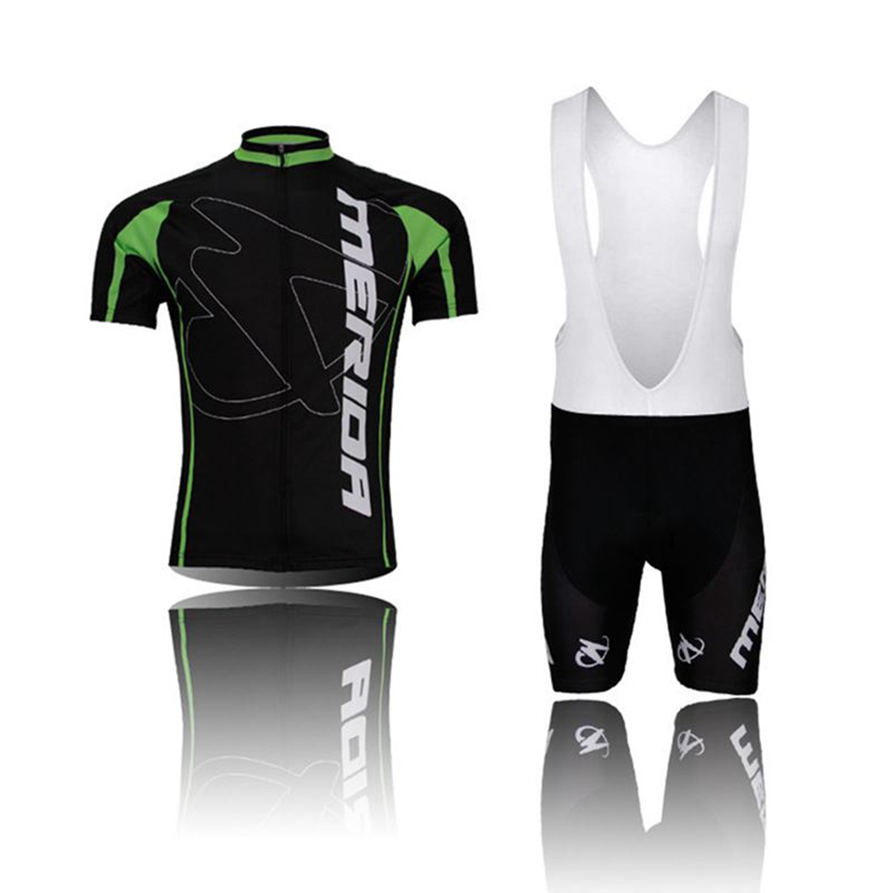 2016 New Merida Team Cycling Bike jersey sets shirt tops /shorts /BIB Shorts sets Bicycle Short sleeve Black Quick dry<br><br>Aliexpress