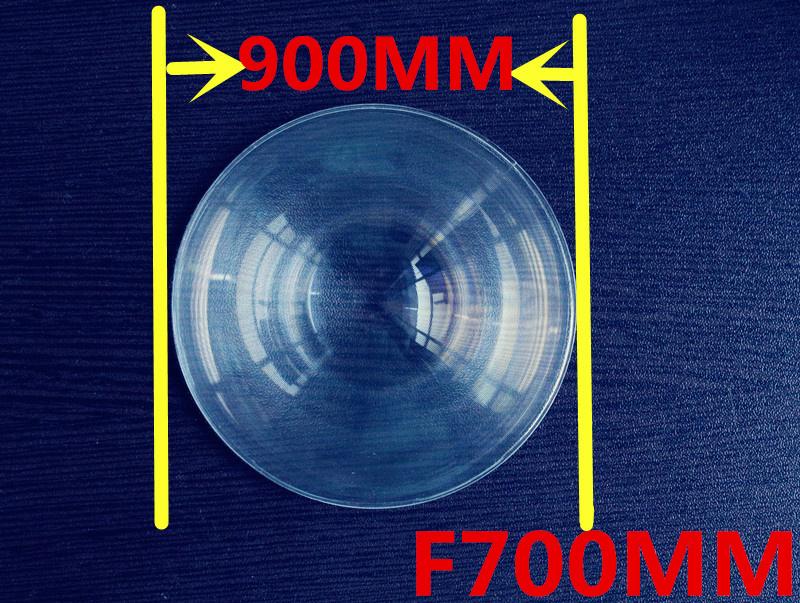 fresnel lens solar Focal length 700mm Diameter 900mm Fresnel Lens big size fresnel lens thickness 2mm circle lens