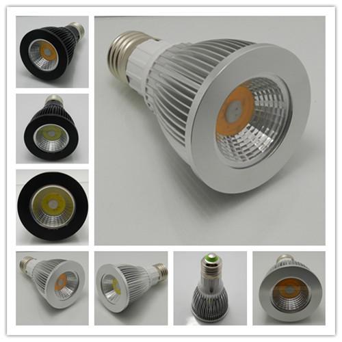 2ppcs/lot Wholesale - Brand New COB led 10W PAR20 Led Lights 1000 Lumens E27/GU10 Led Spotlights Lamp Warm/Cold White(China (Mainland))