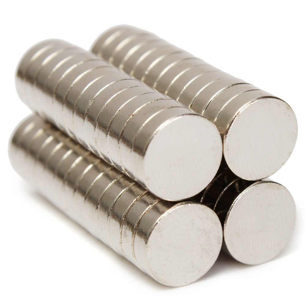 150pcs/Lot  _  N50 10x3mm Strong Round Magnets Rare Earth Neodymium Magnets<br><br>Aliexpress