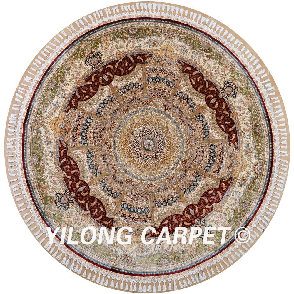 Turco tappeto di seta acquista a poco prezzo turco tappeto - Tappeto rotondo rosso ...