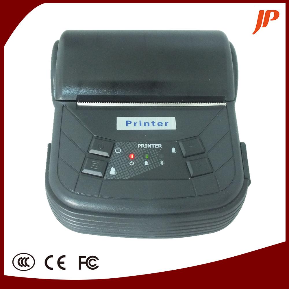 80mm thermal pocket usb receipt printer portable android bluetooth printer quality mobile pos machine provide free SDK Win10(China (Mainland))