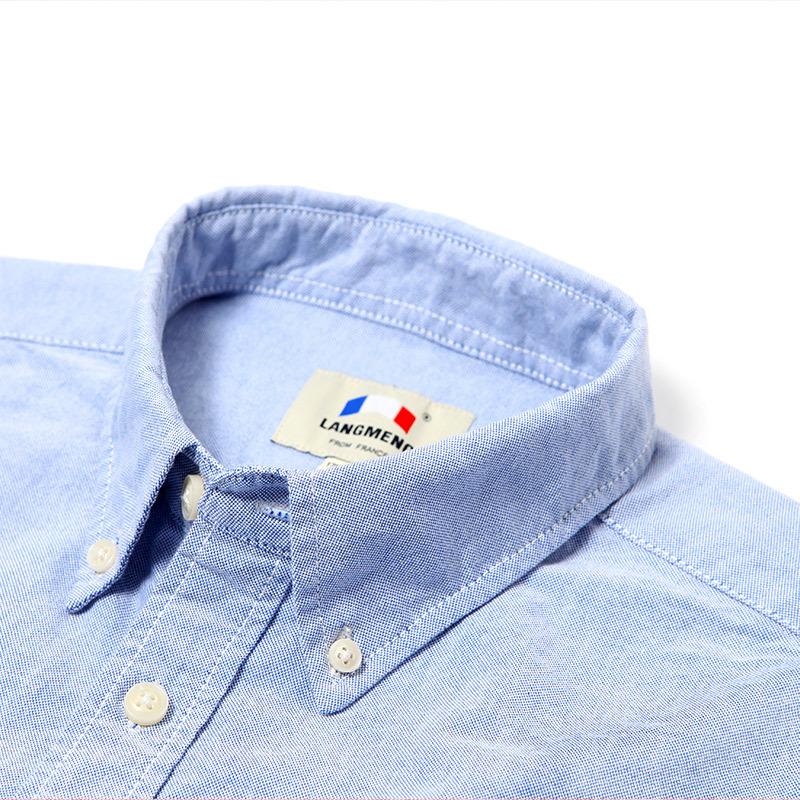 100 cotton men shirt short sleeve casual plaid shirts male camisa masculina mens social striped dress