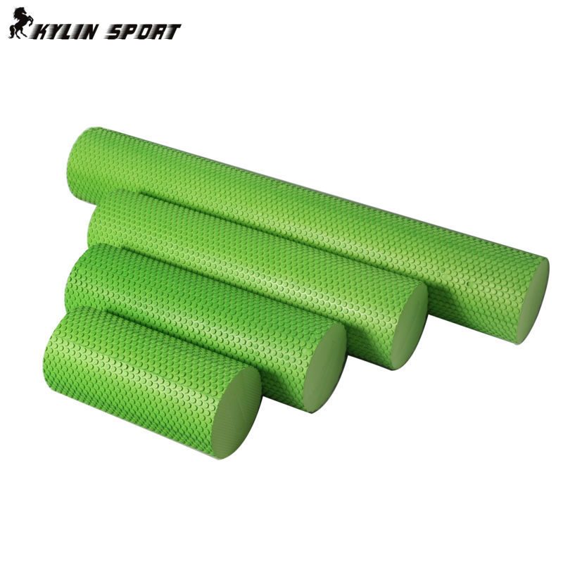 yoga block 45cm Foam Roller With Massage To relax Floating Point Yoga Column for free shipping(China (Mainland))
