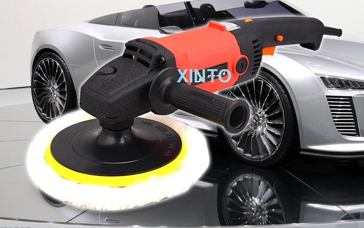 220V,1250W Auto polisher, car floor household polishing machine disc sander(China (Mainland))
