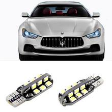 Car T10 w5w 24SMD 2835 LED Width Lamp light For Maserati(China (Mainland))