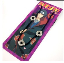 Hot Free Shipping Naruto Akatsuki Uchiha Itachi Necklace Cosplay Accessories(China (Mainland))