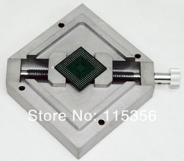 free shipping Honton 80mm diagonal reball station universal bga reballing kit