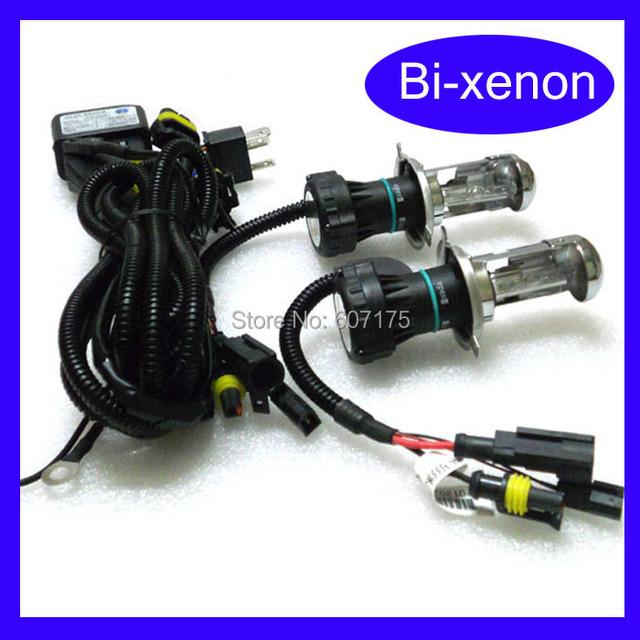 factory wholesales 12V Car Auto hid bulb H4 Bi Xenon h4-3 Hi Lo Beam Light Replacement lamp H4/h13/9004/9007 Bi xenon 10 pairs
