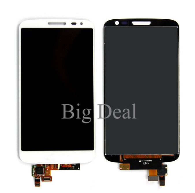 LCD Screen For LG G2 Mini D620 D618 With Touch Display Digitizer Assembly Black or White Color With Tracking Number