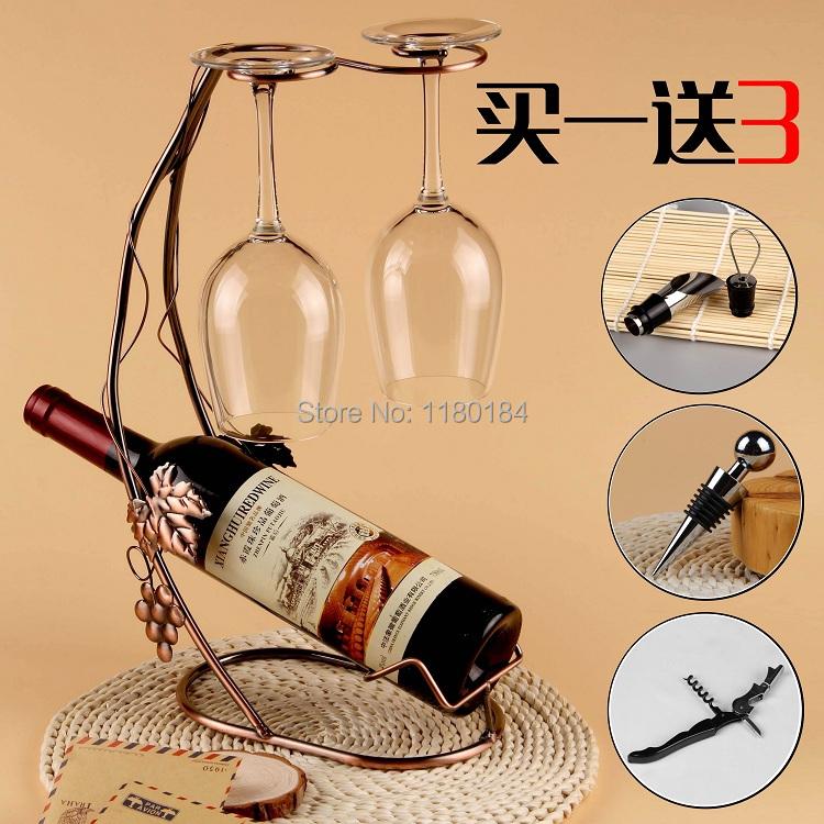 Как сделать подставку под бутылки своими руками