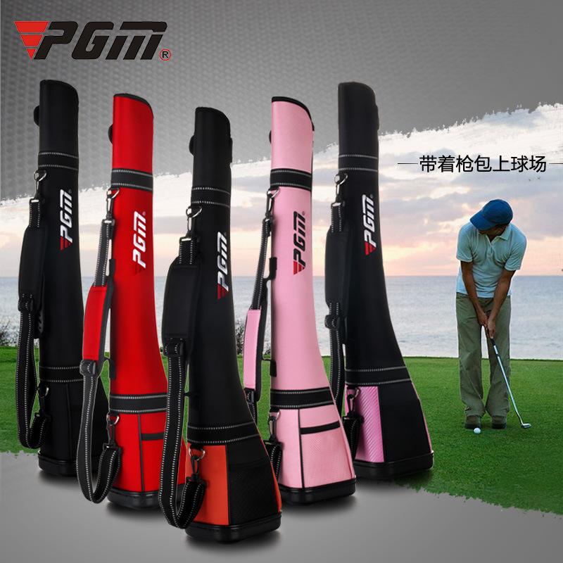 PGM Golf Half Gun Bag High Quality Waterproof Nylon 3-5 Standard Clubs Goods Package Ball Factory Genuine(China (Mainland))