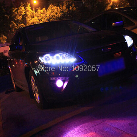 Quality Product Car Accessory Styling 12V 6000K H8 H9 H11 LED Fog Lights Infiniti M37 M35h JX35 G37 FX50 FX37 EX37