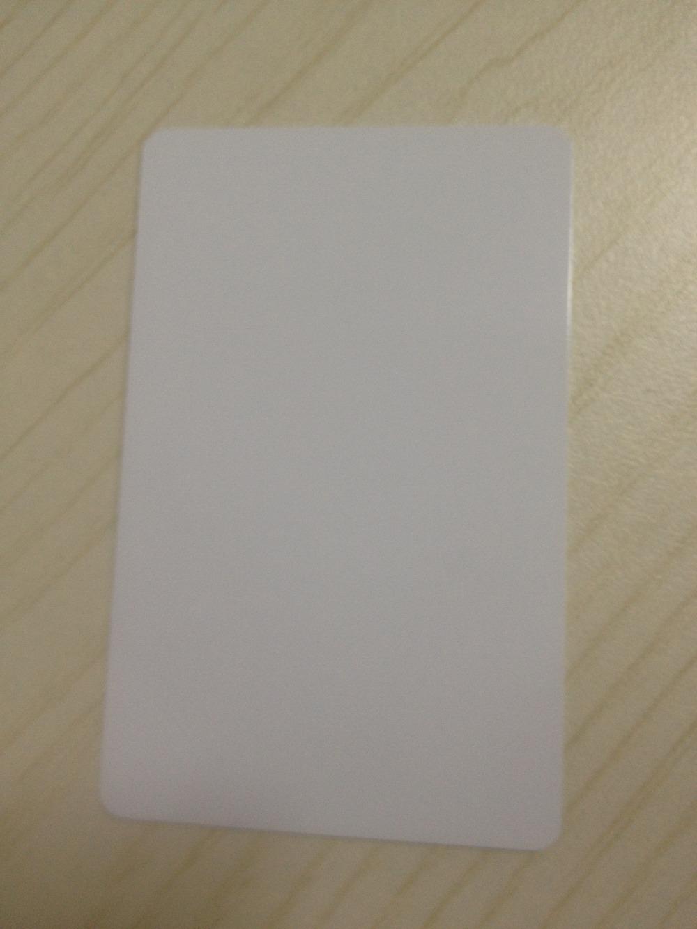 Free shipping 20pcs/lot 125khz access control clamshell card access control pvc rfid id card(ST-C06)(China (Mainland))