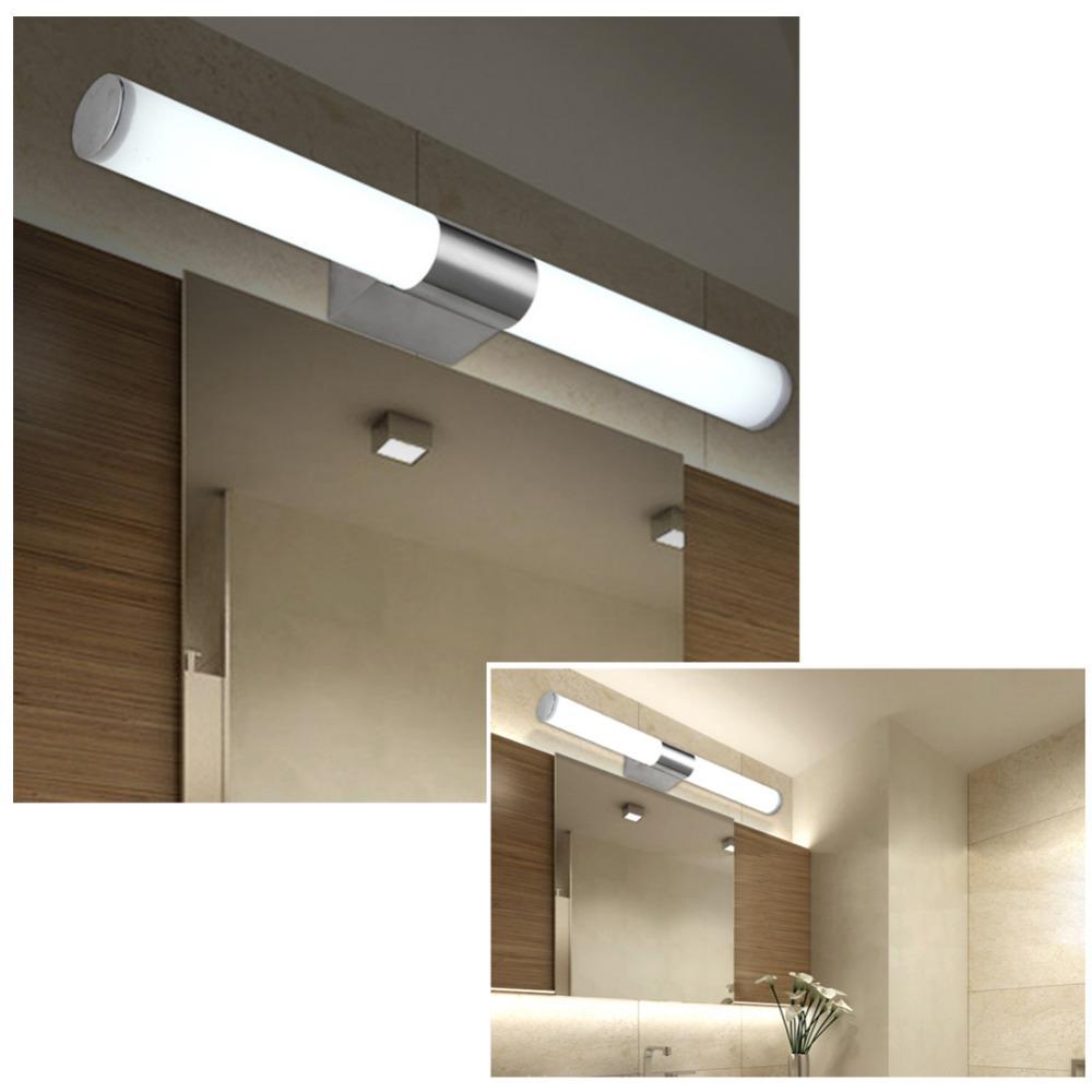 modern brief tube 10w stainless steel indoor lighting led