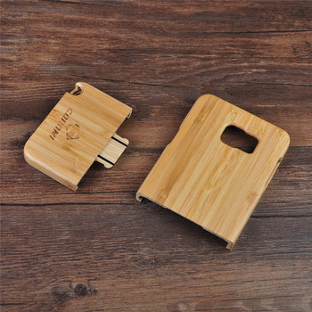 Etui plecki do Samsung Galaxy Note 5 naturalne drewno bambusowe