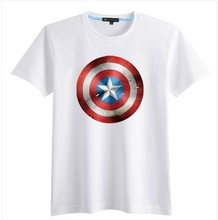 Men tee tshirt tops male sports sign logo american soldier awesome jersey 5XL 6XL teenage cool football basic defence(China (Mainland))