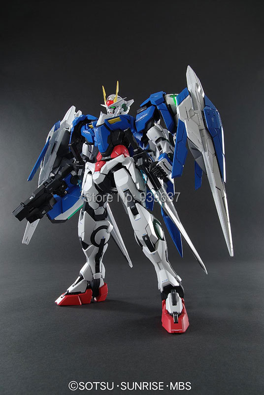Spot / Special offer / GAOGAO model / PG 1/60 00RAISER / PG OOR gundam / assembled models / toys / gift stand /Japanese anime<br><br>Aliexpress