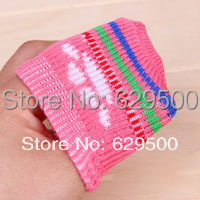 100sets/lot Wholesale NEW Design Pet Dog Socks Warm and Anti-slip Sock for Dogs, Random color(China (Mainland))