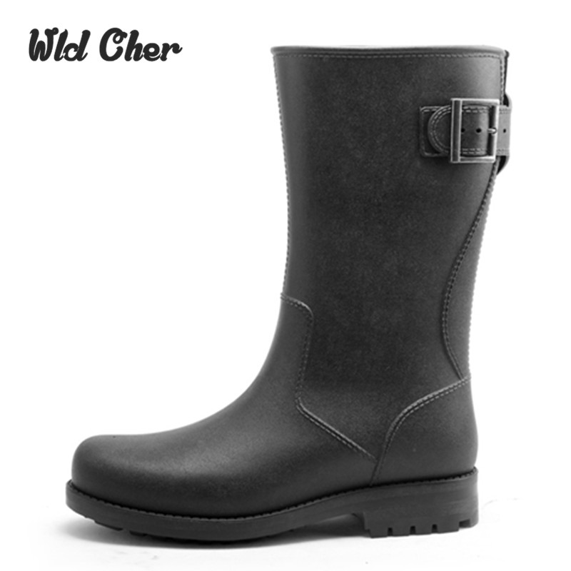 High Quality Rain Boots Mens Promotion-Shop for High Quality ...